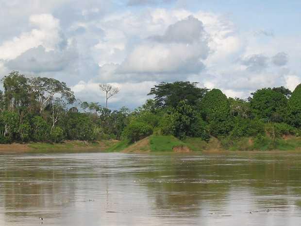 A tragédia aconteceu no rio Iaco/Foto: Artemildo Gudes