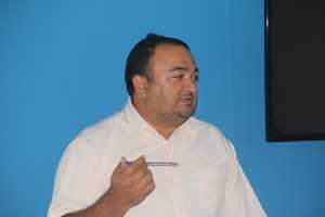 Joaquim Lira irá tentar marcar reuniões na Capital com autoridades - Foto: Alexandre Lima