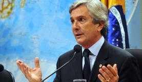 Acusado por crimes praticados durante o mandato presidencial, Collor vai a julgamento 22 anos depois do impeachment -  Marcello Casal Jr/Agência Brasil