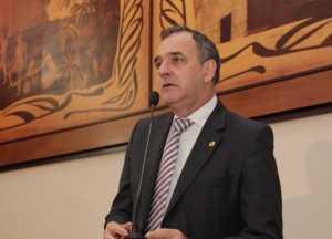 Deputado líder do PDT na Assembleia Legislativa do Acre (Aleac), Luiz Tchê