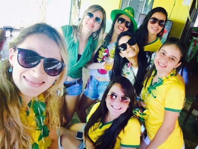 Amigas pelo Brasil!