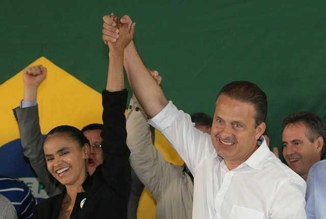 EDUARDO CAMPOS/MARINA SILVA