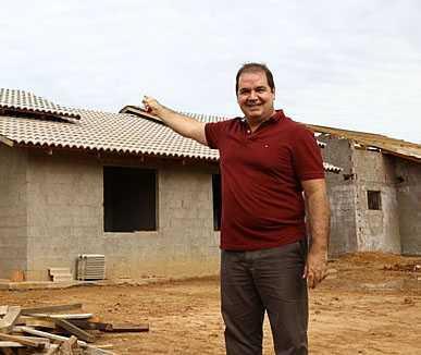 Das 10 mil casas prometidas na Cidade do Povo, menos de mil foram entregues/Foto: Secom