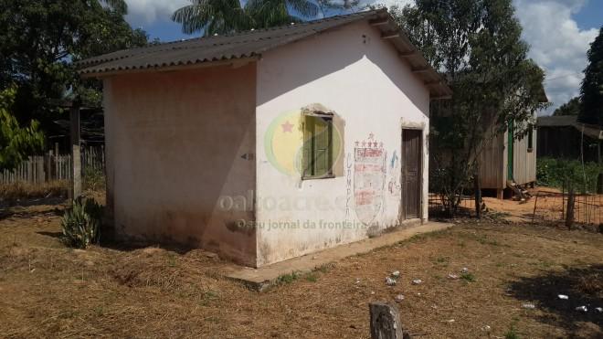 Casa era usada como ponto de venda de droga...