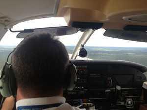 Pilotos são proibidos de voar por não ter inglês fluente (Foto: Genival Moura/G1)