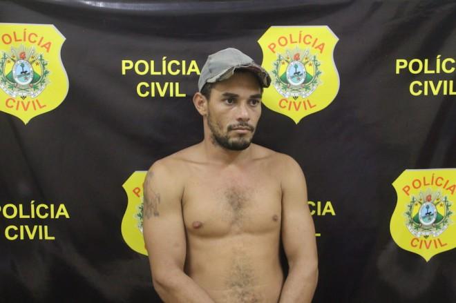Antonio Marcos se diz inocente e estava foragido no lado boliviano de Cobija - Foto: Alexandre Lima
