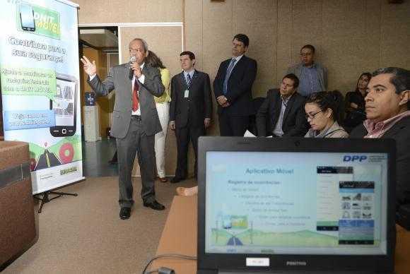 Aplicativo lançado hoje agilizará comunicação entre usuários de rodovias federais e DnitElza Fiúza/Agência Brasil