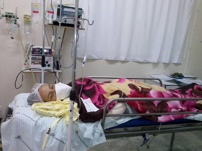 Maria Silva Araújo morreu durante um procedimento cirúrgico no Hospital do Juruá/Foto: Juruá Online
