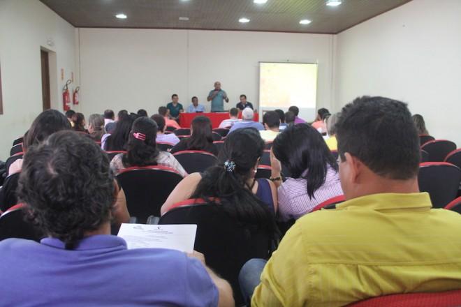 Todas as secretarias municipais, através de seus representantes participaram do evento - Foto: Alexandre Lima