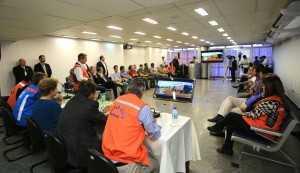 Governador falou das ações de assistência que estão sendo desenvolvidas (Foto: Sérgio Vale/Secom)