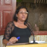 Vereadora Tereza Xavier (PT)