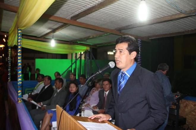 Humberto Filho, Dr Betinho espera oferecer uma grande festa de aniversário para Assis Brasil - Foto: Arquivo