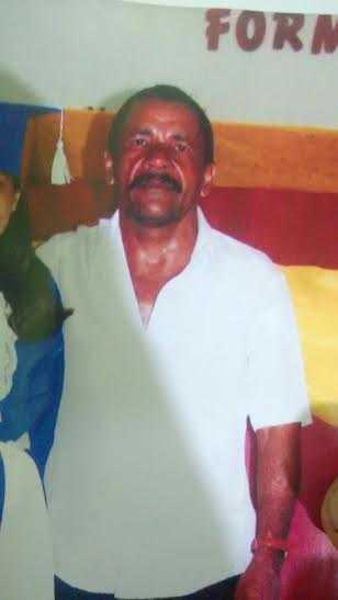 Raimundo foi degolado com o próprio terçado e enterrado em uma cova próximo à sua casa/Foto cedida