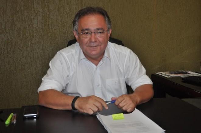 Jurilande Aragão, presidente da Acisa