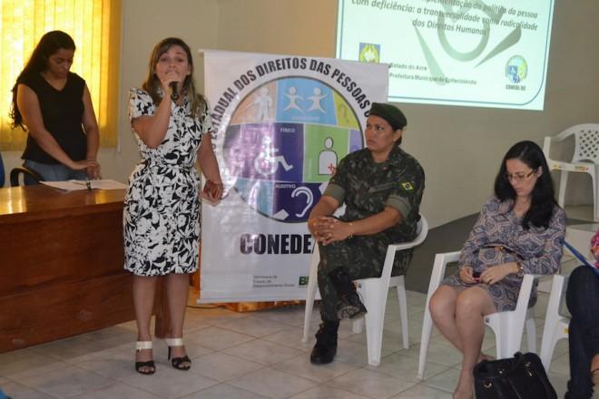 ... Em Epitaciolândia, aconteceu na Câmara Municipal e contou com a presença de secretários e convidados.