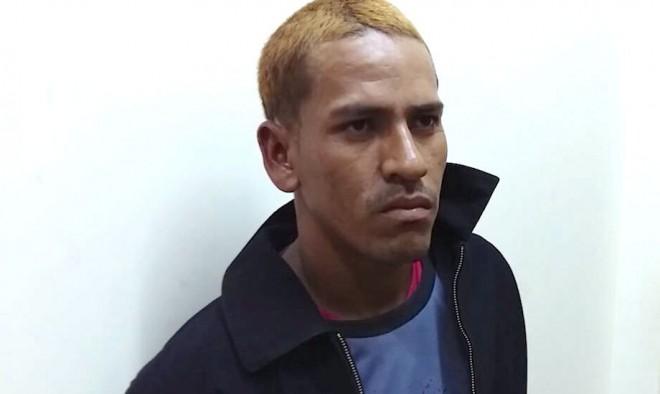 Márcio vinha atuando no tráfico a pelos menos três meses na fronteira.