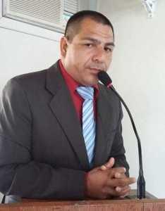 O agora ex-vereador Rubens, do PRP de Epitaciolândia – Foto: Divulgação Câmara