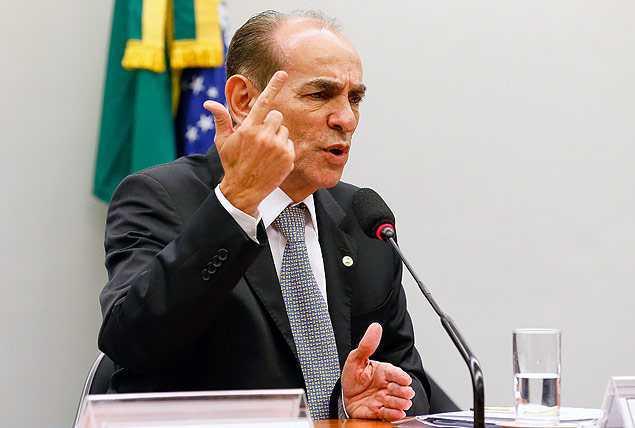 O peemedebista Marcelo Castro (PI), ministro da Saúde - Pedro Ladeira - Folhapress
