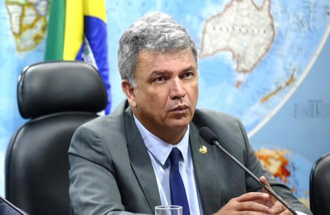 Senador Sérgio Petecão (PSD-AC) Foto: Marcos Oliveira/Agência Senado