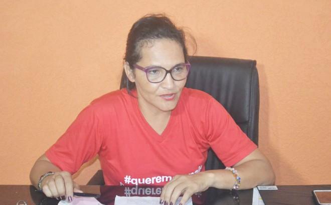 """Rosana: """"Nos dois governos do Tião Viana não houve nenhum investimento na educação"""""""