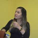 Vereadora Fernanda Hassem Cesar (PT)