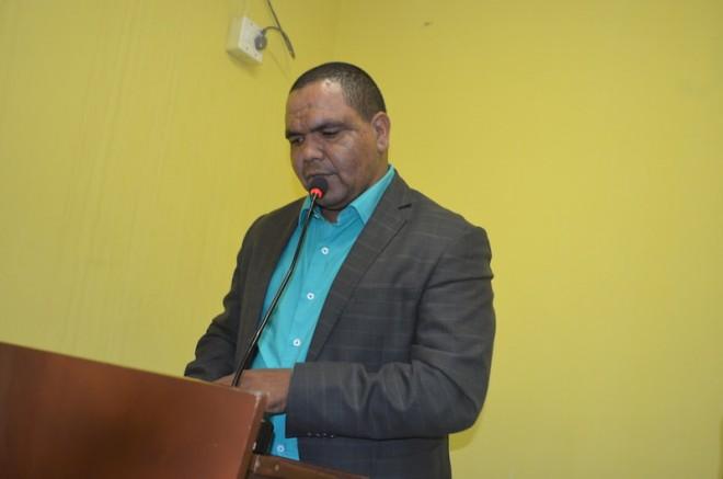 presidente da Câmara de Brasileia, Mário Jorge (PMDB)