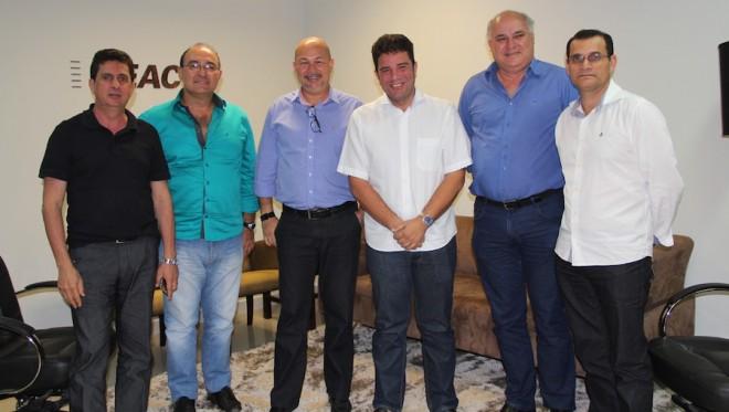 Gladson Cameli - Presidentes das Federações - Acre2