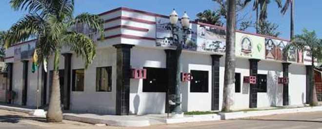 camara brasileia fachada