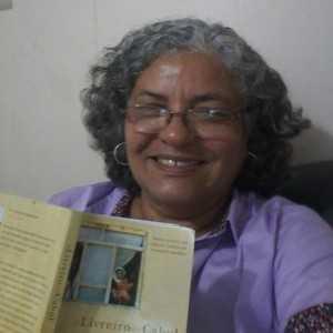 A professora aposentada, Fátima Almeida/Foto: Arquivo Pessoal