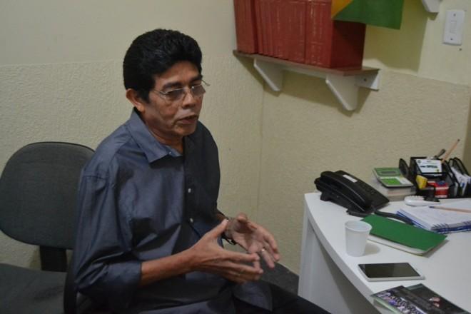Ribamar Costa, presidente do Sipndimed/Acre - Foto: Arquivo