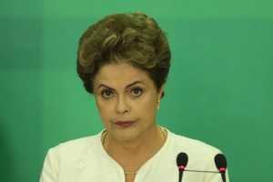 A presidente Dilma Rousseff foi citada na delação de Delcídio. Foto: AP Photo
