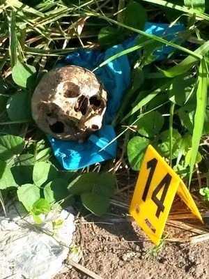 A perícia procurou provas no local do crime/Foto: Reprodução