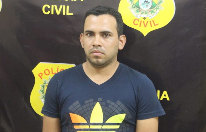 Boliviano Saulo foi detido em um aniversário na cidade de Epitaciolândia - Foto: Alexandre Lima