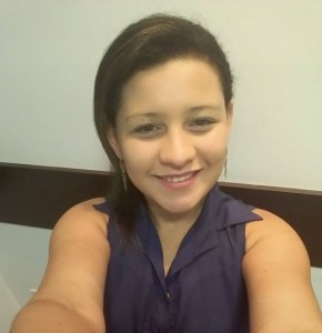 Marina estudava jornalismo na Ufac e trabalhava na TV Acre/Foto: Arquivo pessoal