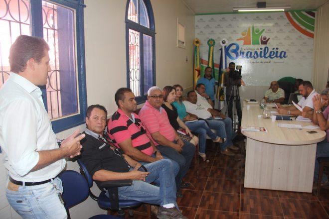 Equipe organizadora foi apresentada à imprensa - Foto: Alexandre Lima