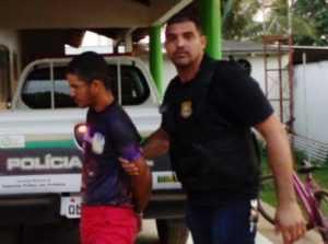 Francisco foi preso nesta sexta-feira
