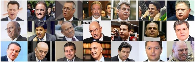 ministros novos