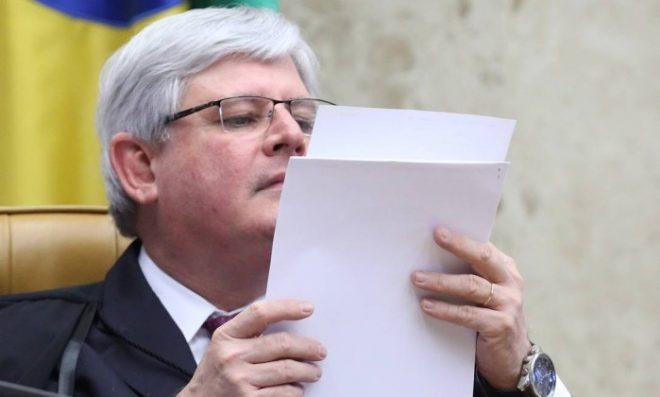 O procurador-geral da República, Rodrigo Janot - Jorge William / Agência O Globo