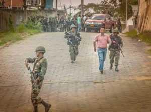 Época quando Leopoldo foi preso na cidade de Cobija, capital de Pando/Bolívia - Foto: Alexandre Lima/Arquivo