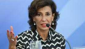 A presidente do BNDES, Maria Silvia Bastos Marques, anunciou linhas de crédito para empresas que precisam de apoio financeiro para ter capital de giro e para empresas em dificuldades - Foto: Elza Fiúza/Agência Brasil