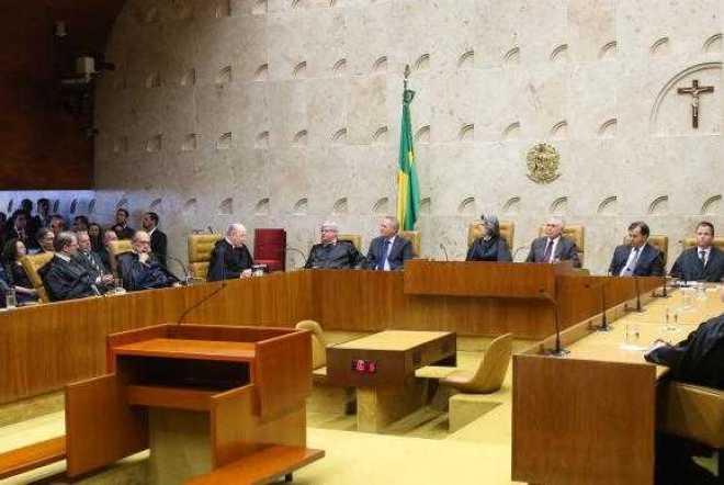 Ministra Cármen Lúcia toma posse como nova presidente do Supremo Tribunal Federal Wilson Dias/Agência Brasil