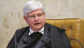 O procurador-geral da República, Rodrigo Janot, defendeu as dez medidas contra a corrupção propostas pelo Ministério PúblicoWilson Dias/Agência Brasil
