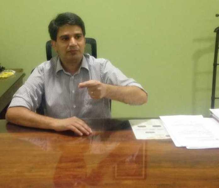 Secretário de Segurança do Acre, Emylson Farias/Foto: Folha do Acre