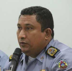 Comandante-geral da Polícia Militar do Acre, Júlio César