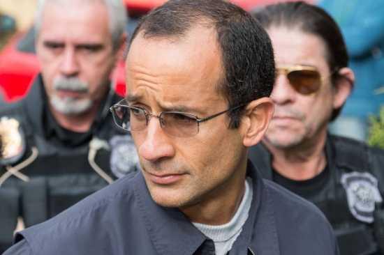 Marcelo Odebrecht, preso desde 2015, em Curitiba. Foto: Cassiano Rosário/Futura Press