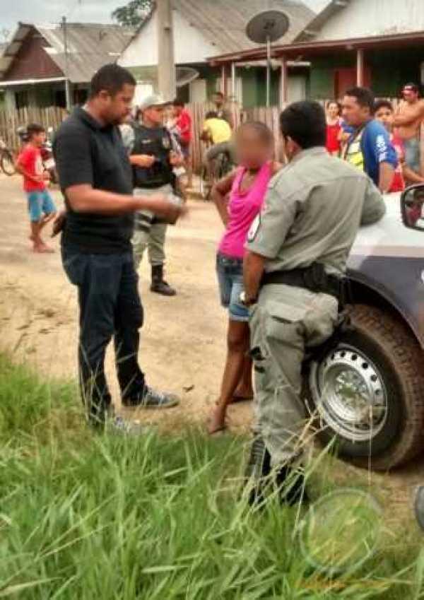 Moradores do Bairro Armando Nogueira buscam informações que possam ajudar no caso.