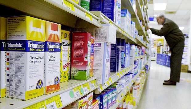Governo publica MP que permite novos reajustes no preço de medicamentos - Kenneth Lambert/Associated Press