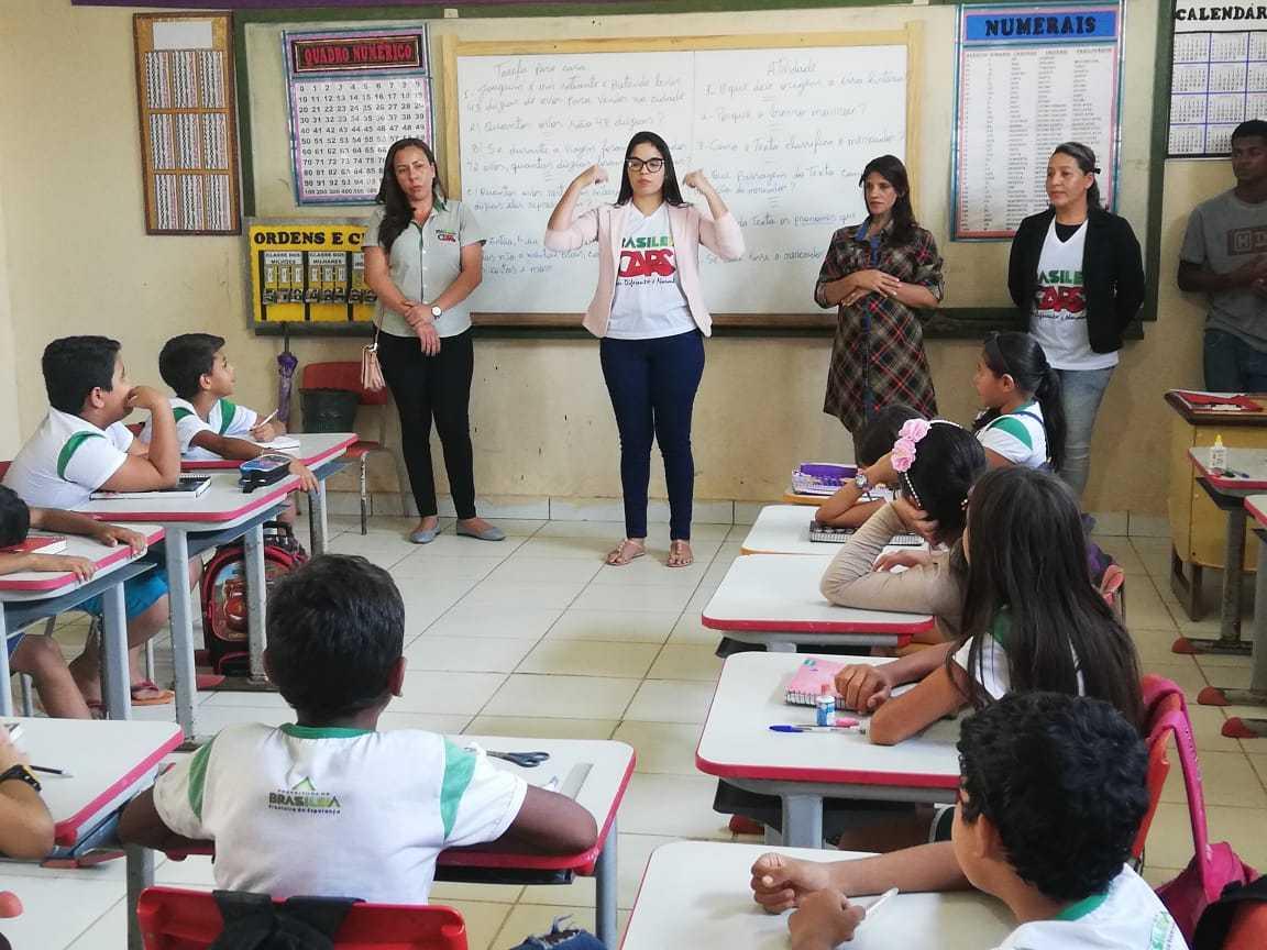 Prefeitura De Brasileia Promove Palestra Motivacional