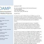 OAMP's Comments on Bill 160