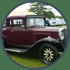 Antique Car Water Pumps